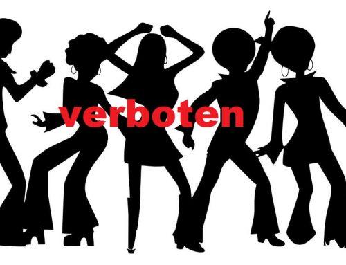 Tanzverbot in Deutschland