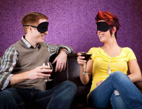 Single-Party – allein kommen, zu zweit gehen