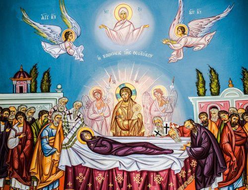 Christi Himmelfahrt – Der Aufstieg des Herrn