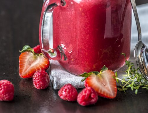 Erdbeer-Schalotten Chutney