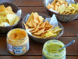 Chilli Käse Dip