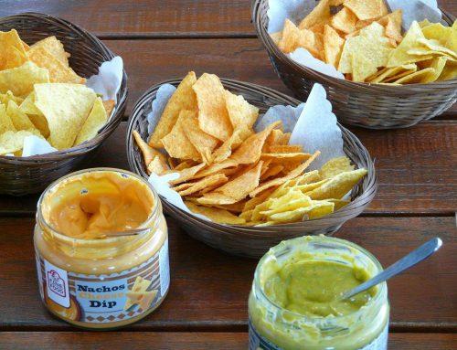 Chili-Käse Dip