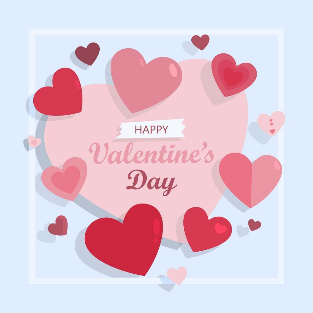 Valentins Tag