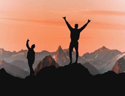 Was bedeutet Bergfest feiern