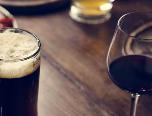 Bier auf Wein – das lass sein?