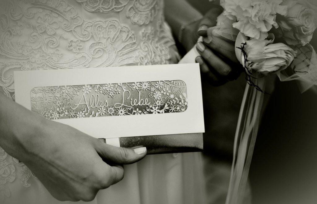 Brauttasche Braut Hochzeit