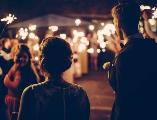 Gut durchdachte Verlobungsfeier
