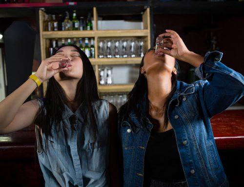 Trinkspiele für zwei Personen