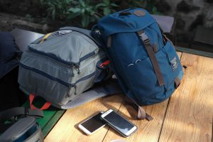 Reisetasche packen Party Festival