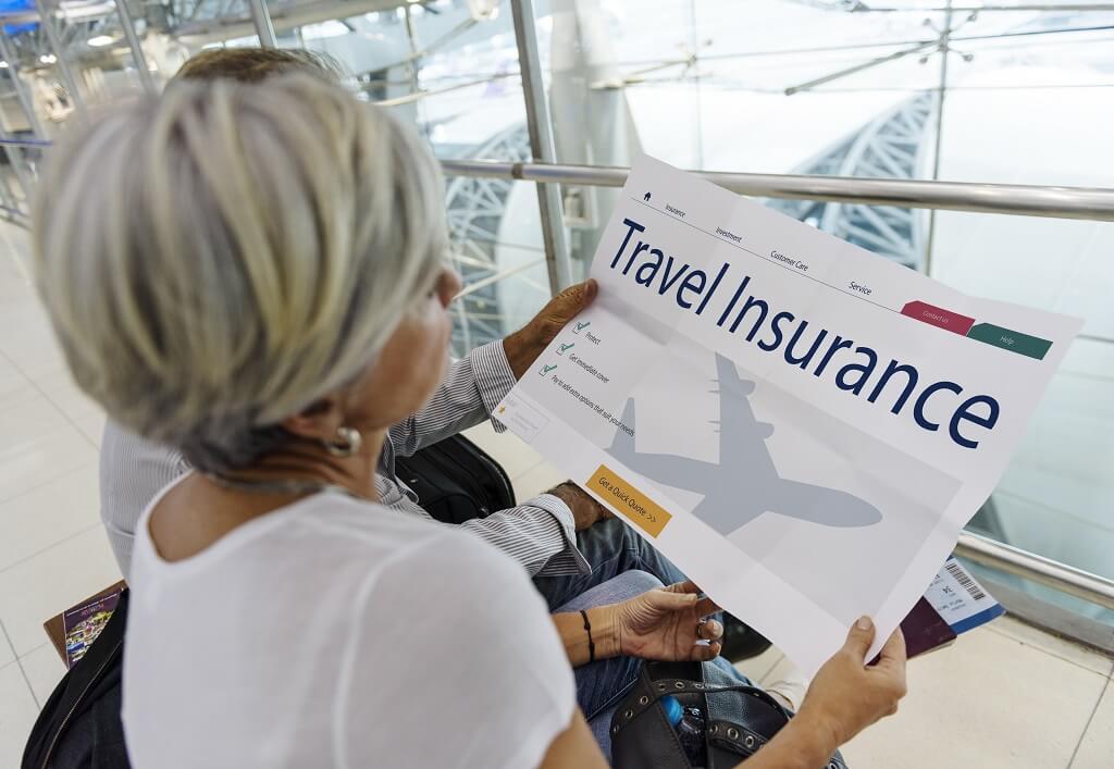 Reiseversicherung Partyurlaub