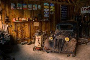 Partyraum Garage