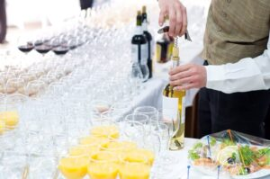Party-Catering planen